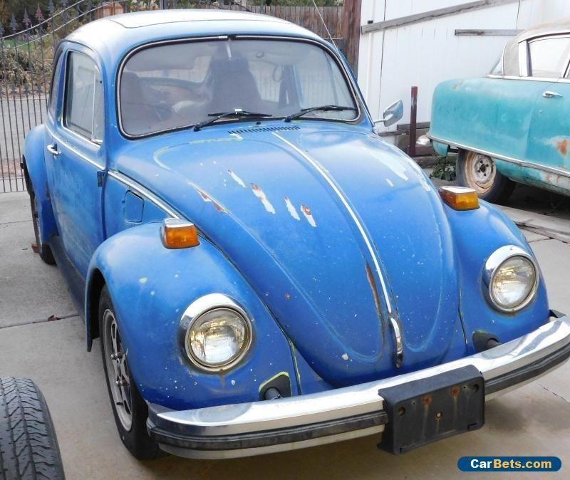 1976 Volkswagen Beetle Classic vwvolkswagen
