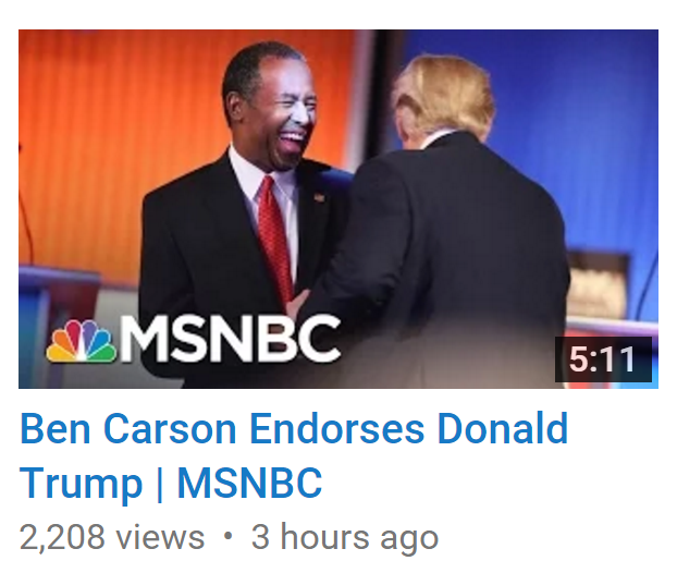 Is it me or there is something wrong with this MSNBC youtube video thumbnail?