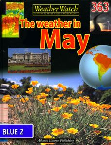 The may weather watch book is suitable for ks2 3 topic box the may weather watch book is suitable for ks2 3 gumiabroncs Images
