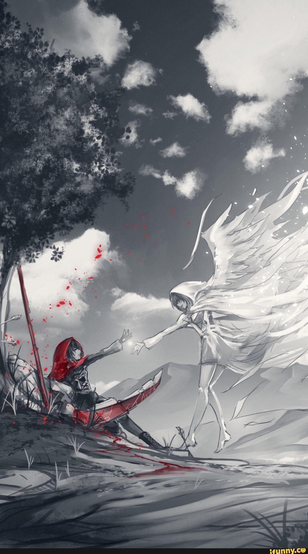 Found on | Rwby | Rwby, Anime art, Ruby anime