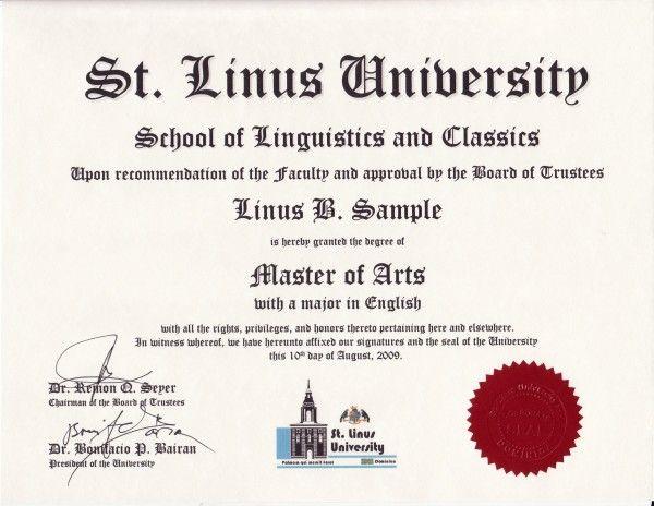 College Diploma Template Graduation Certificate Template