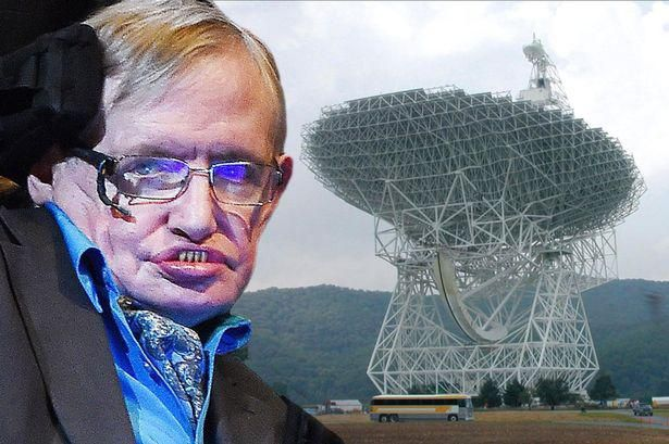 HAWKING: ALIENS WILL COME CONQUER EARTH, COLONIZE IT… AND EXPLOIT THE HELL OUT OF IT!