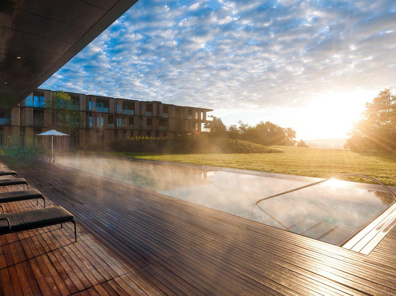 Die 20 schönsten Hotels und Ferienhäuser in Deutschland