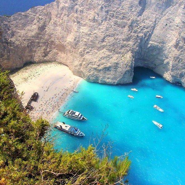 Navagio Beach Zakynthos Greece Photo Ramona C Ourlonelyplanet