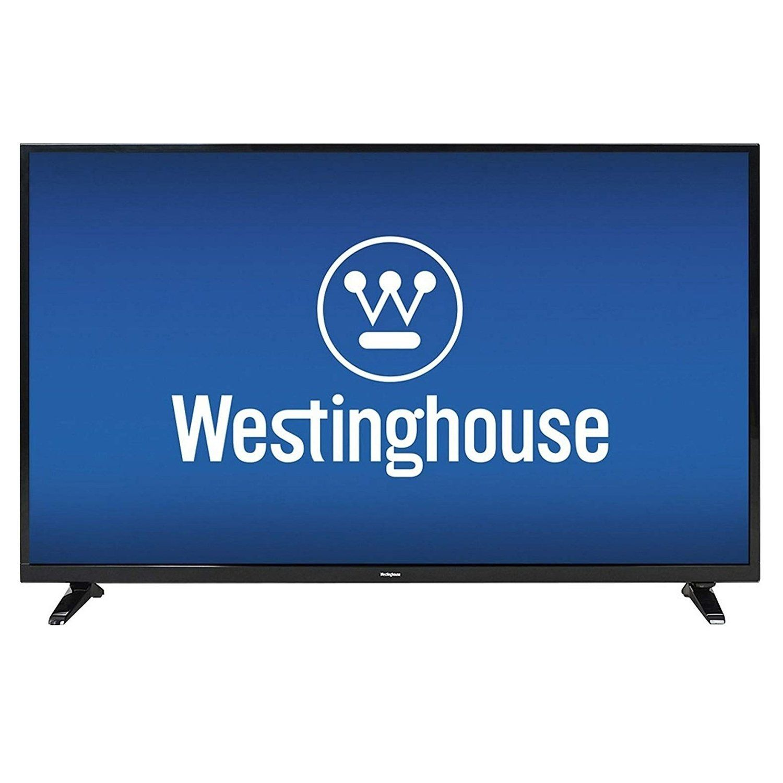 medium resolution of refurbished westinghouse 50 in 4k smart uhd led tv with hdr n a n a black we50ub4417 rb