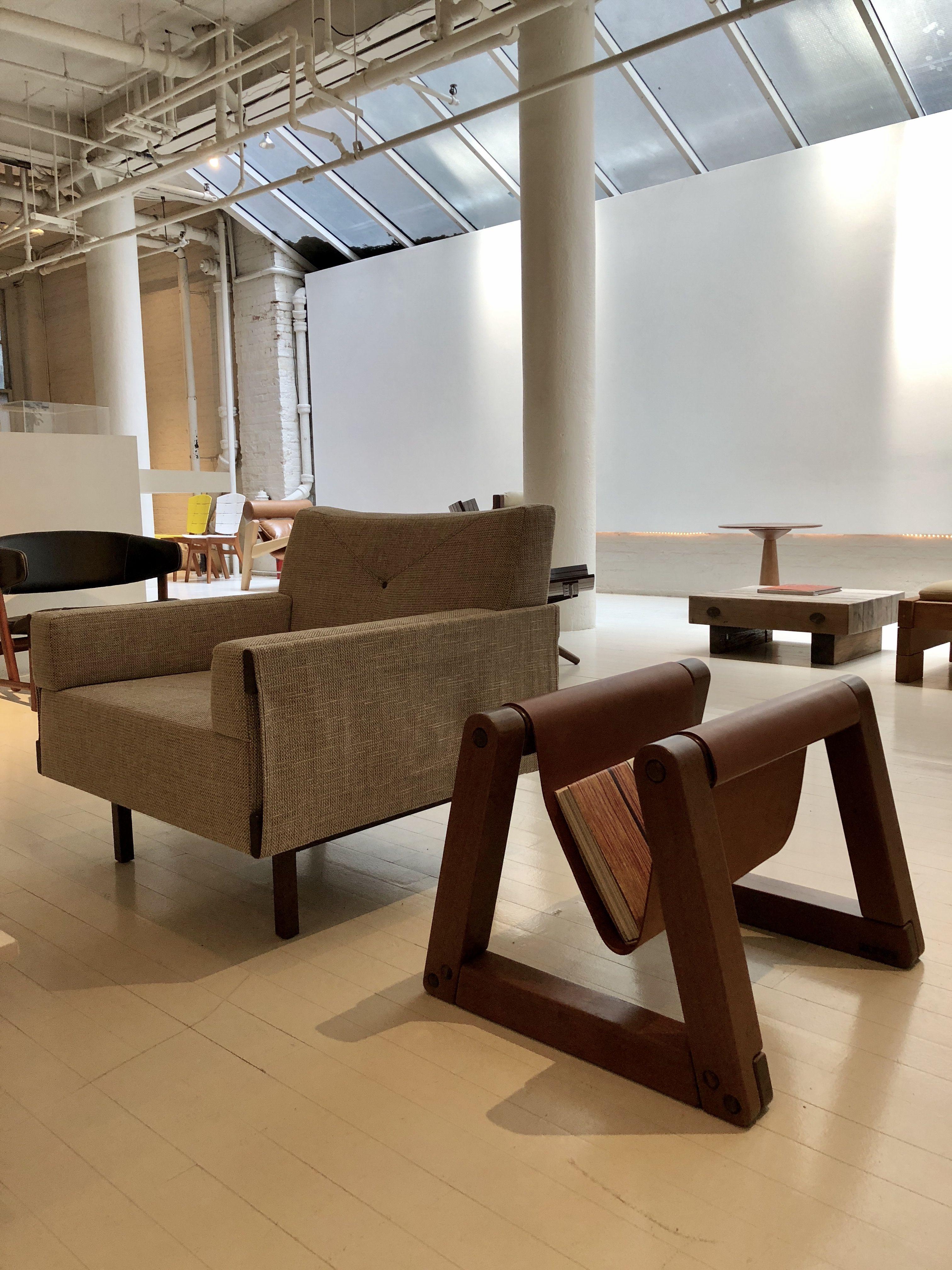 Ipe Magazine Holder By Zanini De Zanine Available At Espasso Contemporary Brazilian Design Magazine Holders Home Decor Wood Columns