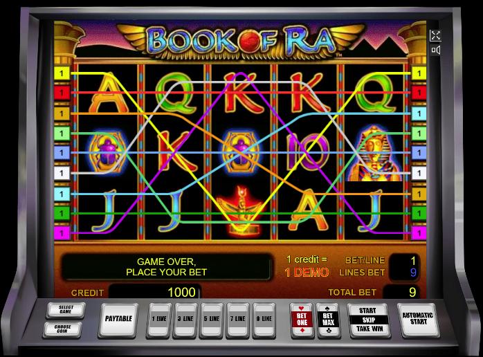 Устройство игровых автоматов