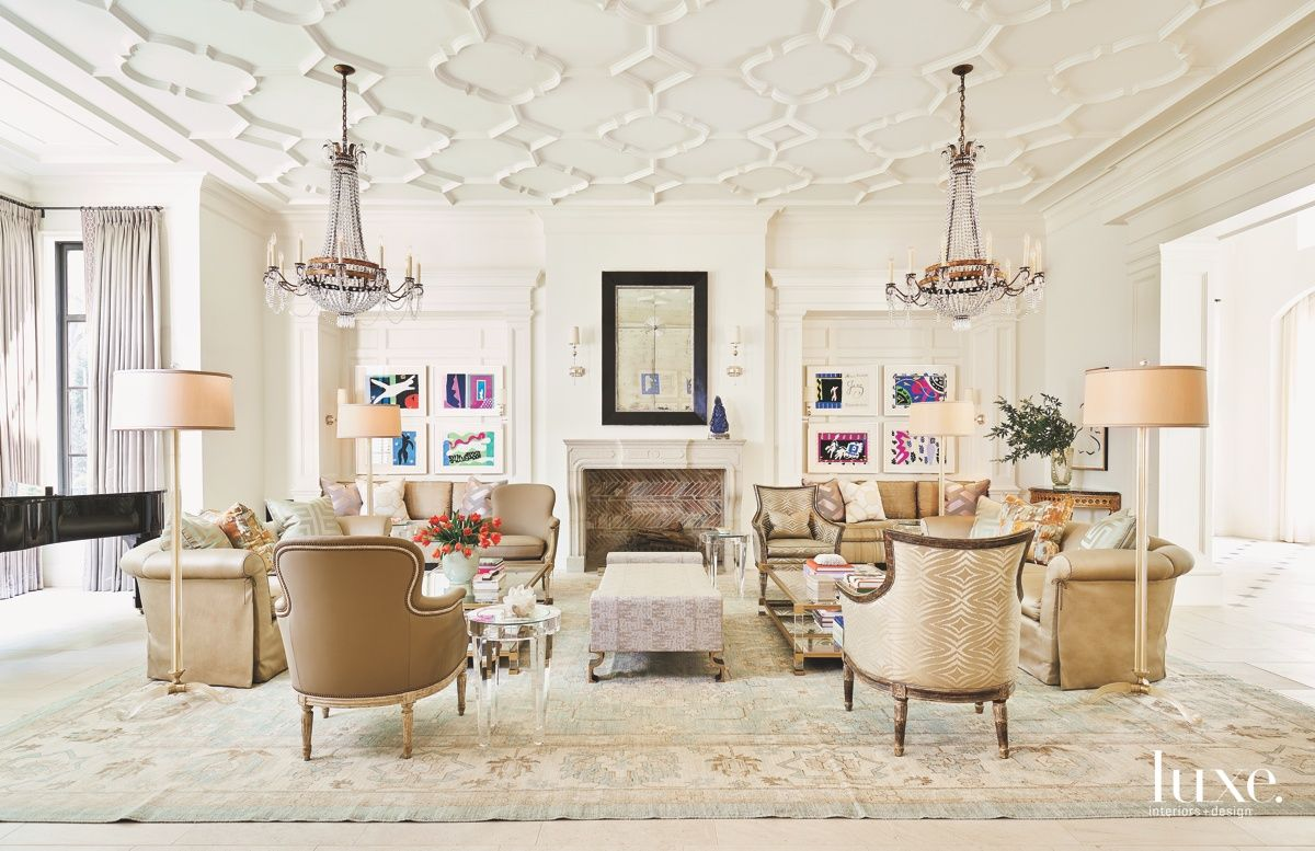 A Major Dallas Home Reno Is All About Refined Accents Interior