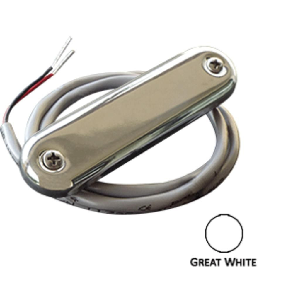 Shadow-Caster Courtesy Light w/2 Lead Wire - 316 SS Cover - Great ...