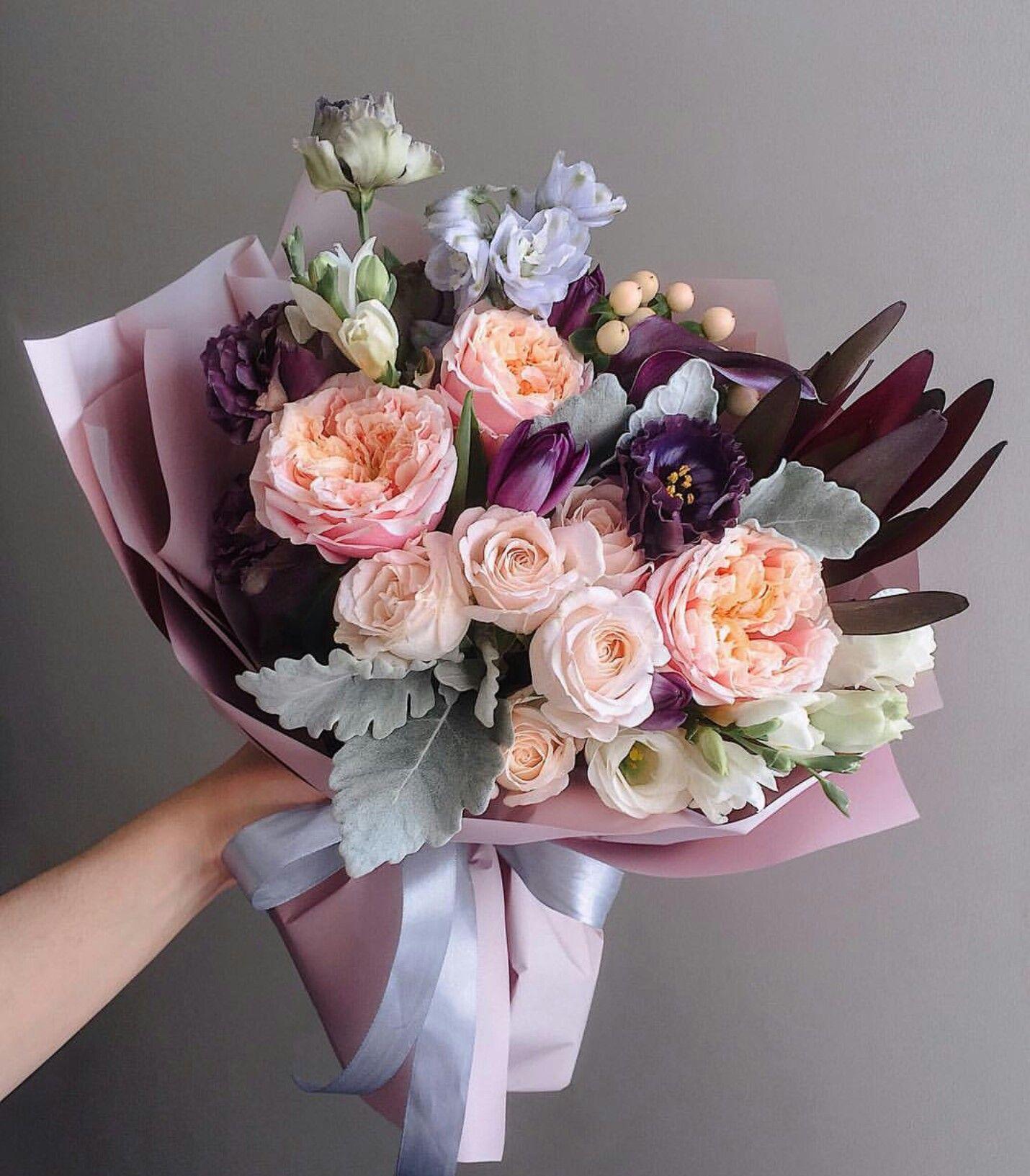 Pin Ot Polzovatelya Emma Persson Na Doske Flowers Cvetochnye Bukety Floristy Buket Cvetov