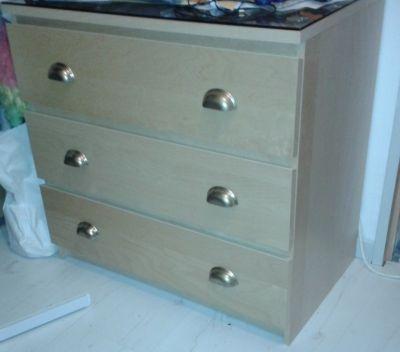 commode malm votre meuble ikea customis et relook meubles customis s pinterest. Black Bedroom Furniture Sets. Home Design Ideas