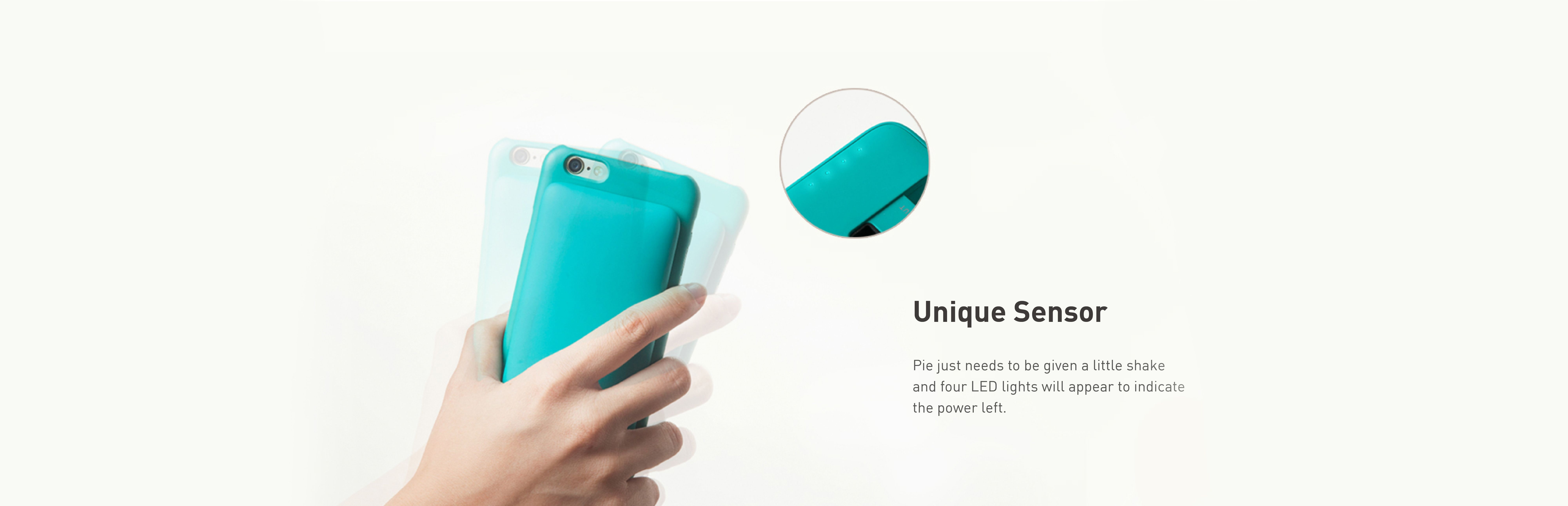 detailed look 1b047 cdb9d Apple MFi Certified]Lepow® PIE Series 3000mAh Detachable Portable ...