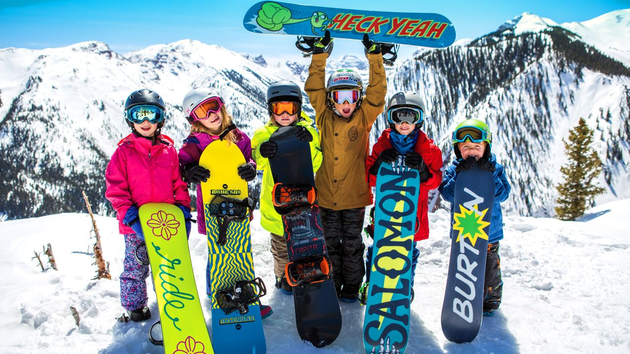61face03c Best Kids' Snowboarding Gear and Kids' Snowboards 2016 - 2017 - Tested &  Approved Gear Reviews