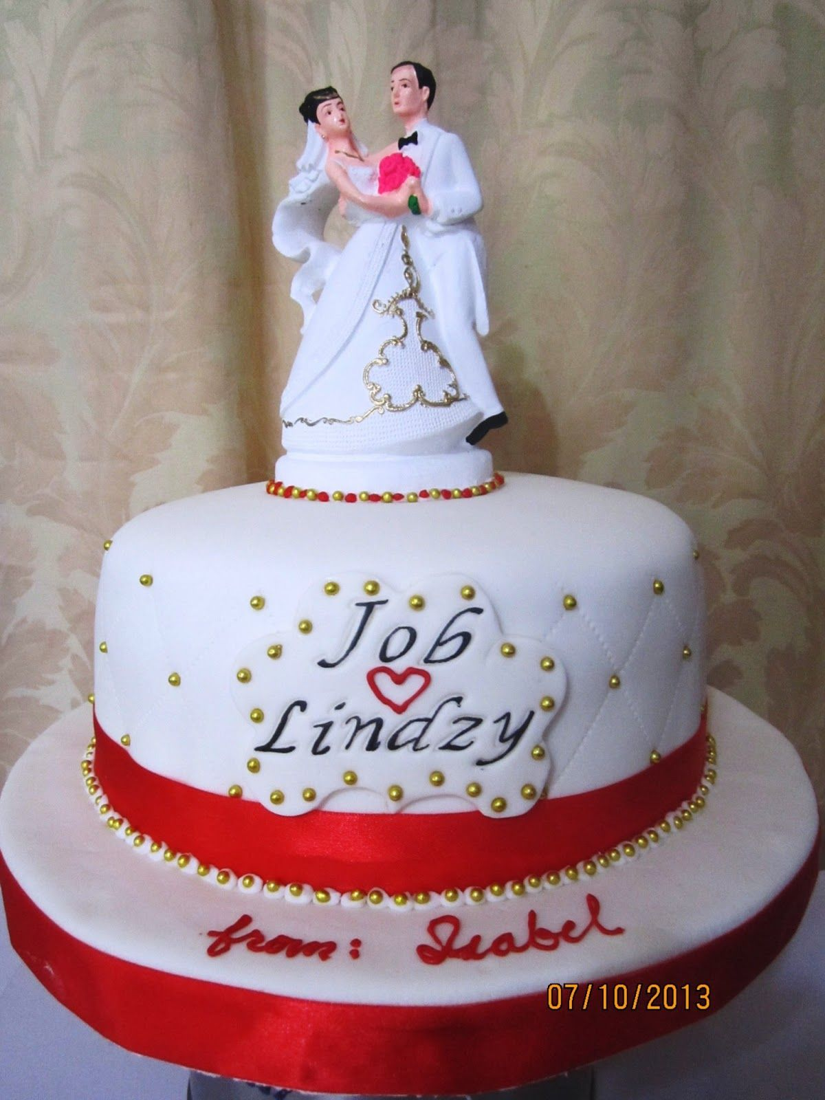 2 tier round wedding cake google search wedding pinterest 2 tier round wedding cake google search publicscrutiny Gallery