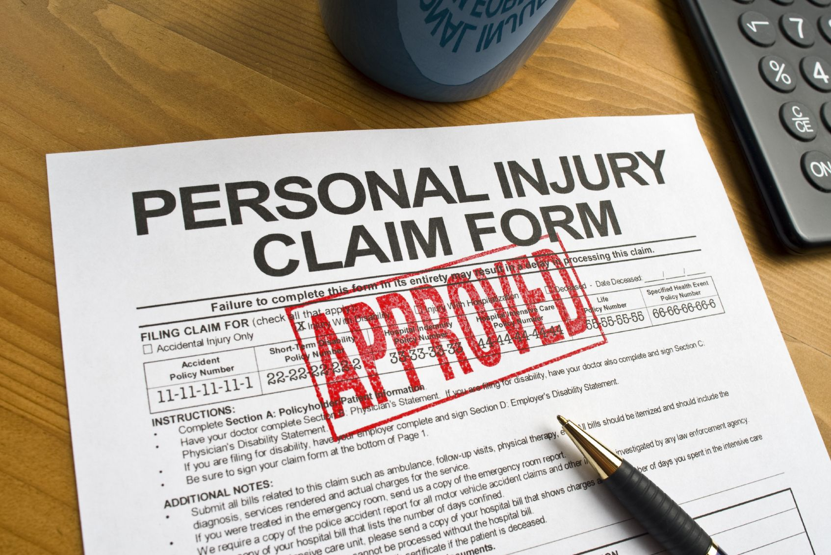 Steps In Becoming A Personal Injury Lawyer Health Insurance