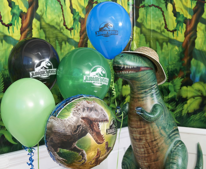 You're invited to a prehistoric party that's sure to rock and roar! Jurassic World invitations will prepare your little one's pack for a trip to back to the park where dinosaurs roam.