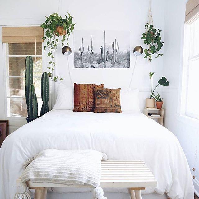 Schlafzimmer Inspo Ich liebe dieses einfache Styling mit