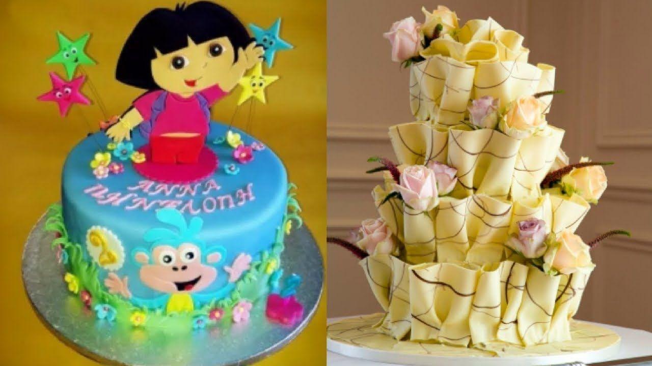 Satisfying Cakes Compilation - COOL Decorating Cake ...