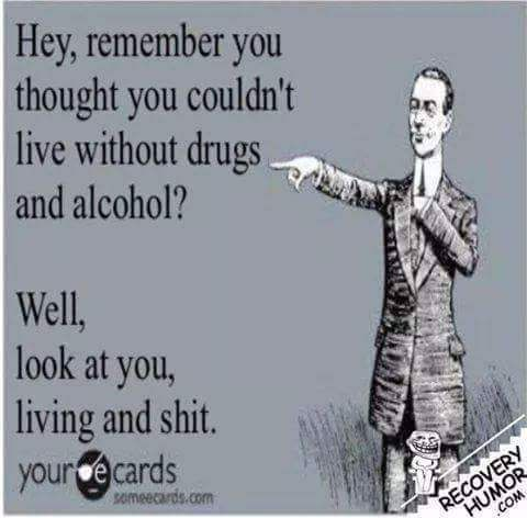 Pin On Recovery Humor
