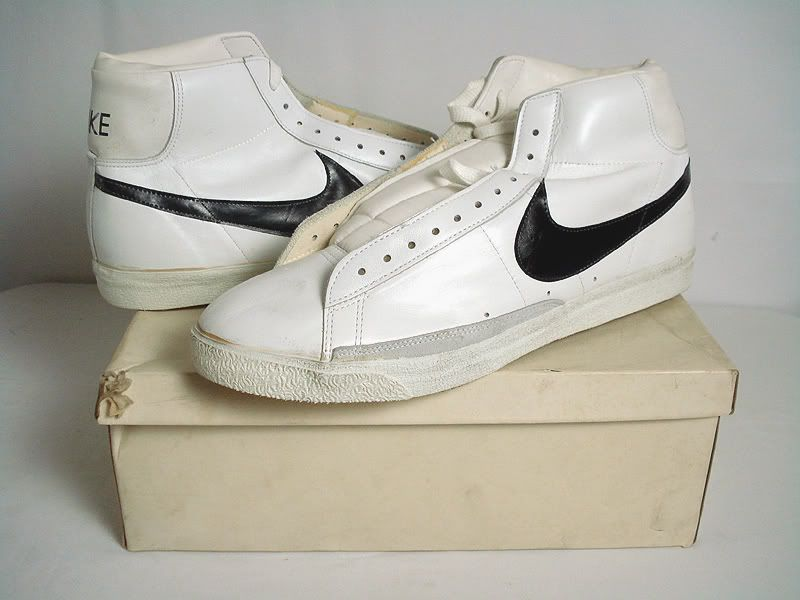 1d63f77ec03a5 Vintage Nike Blazer Sneakers Made in Japan | SWOOSH in 2019 ...