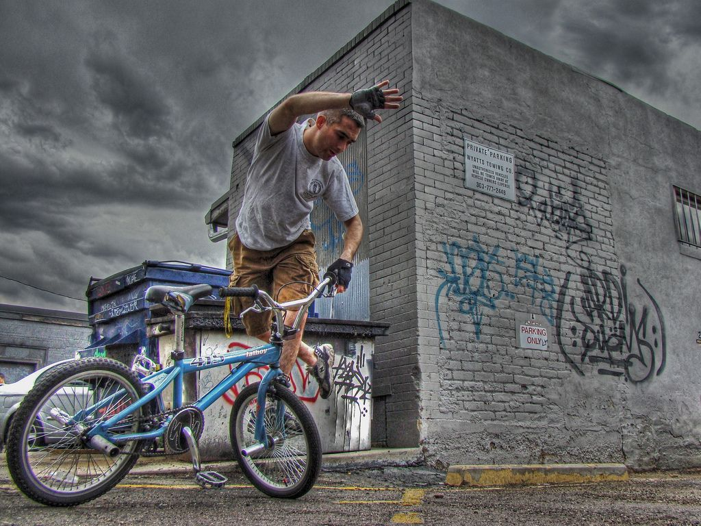 Specialized Fatboy BMX in Garageless Sale Findlay, OH