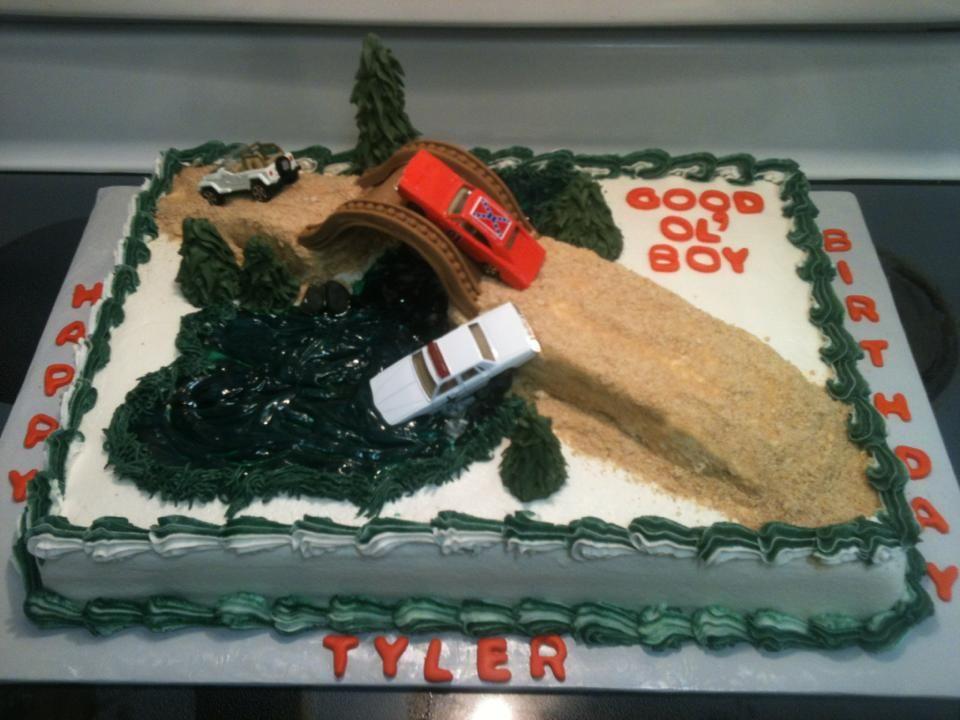 Dukes Of Hazzard Cake Birthday Cake Kids Novelty Cakes How To
