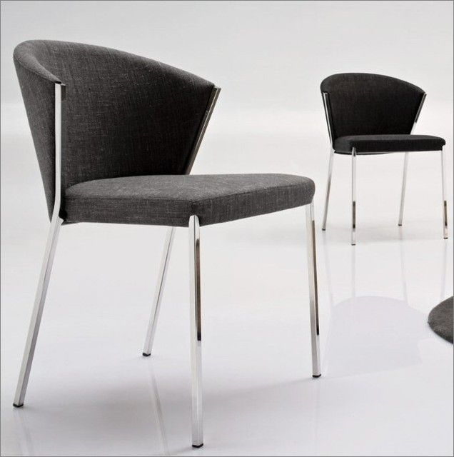 Contemporary Chairs For Dining Room Enchanting Dining Room Chairs Modern  Httpwwwprehomediningroom Inspiration