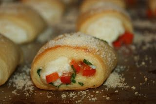 Christy: New Year: Appetizer Ideas Parmesan Bites