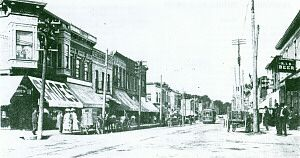 City of Sterling, Illinois - - History