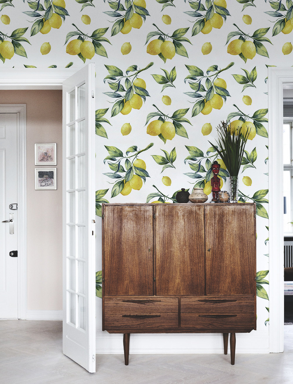 Lemon Wallpaper Removable Wallpapers Peel And Stick Wall Murals Temporary Wall Covers Easy Sti Removable Wallpaper Wall Murals Best Removable Wallpaper