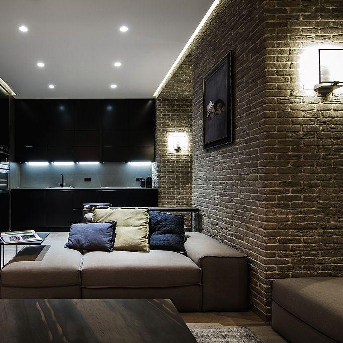 Lighting Solution For Living Room