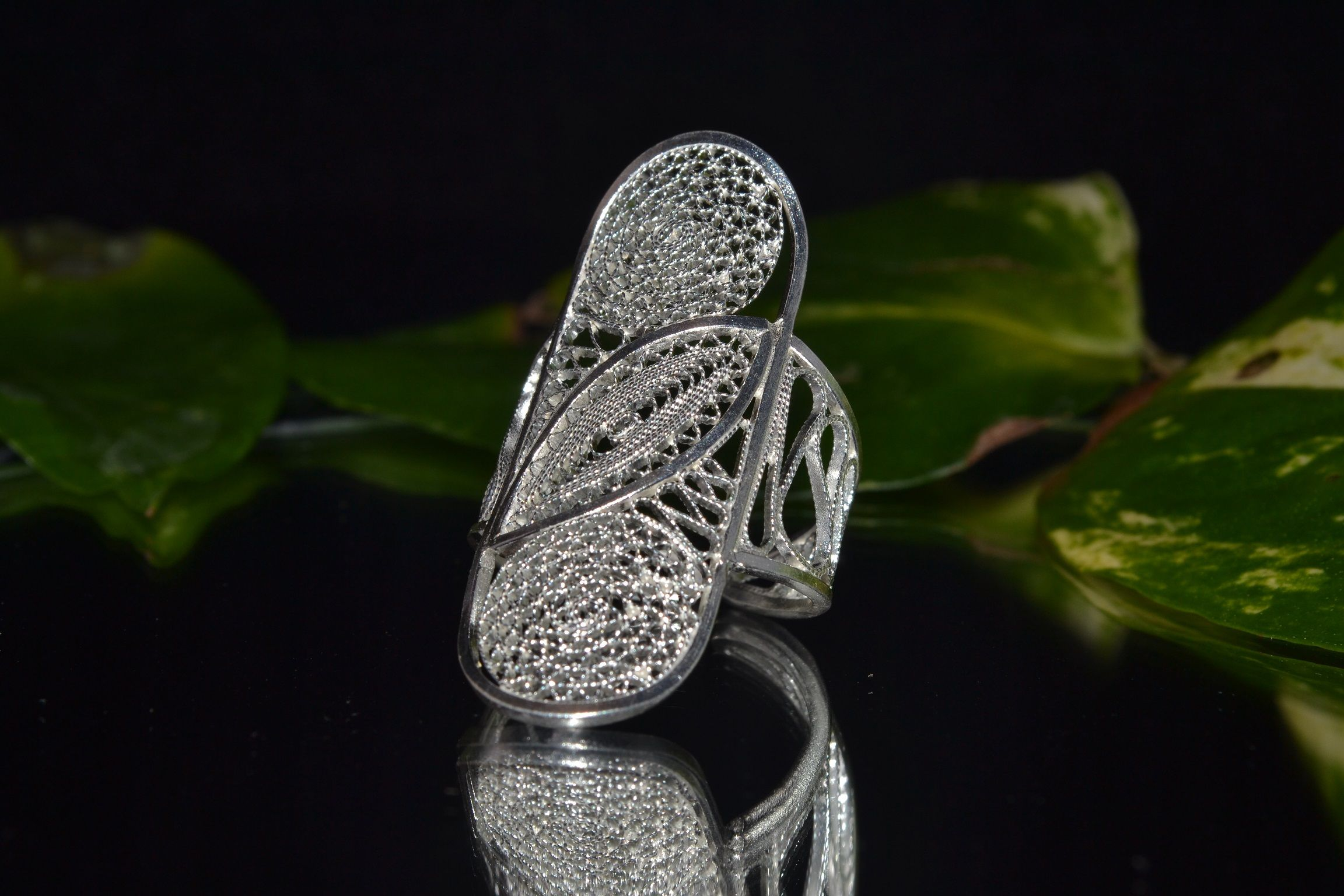 fleur artsy ring stack stacking size silpada silver belle jewelry sterling rings