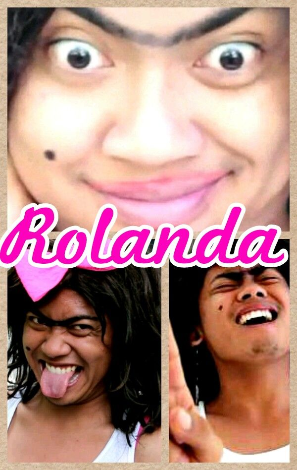 You Just Know Rolanda Is A Man Not A Lady In Real Life In The