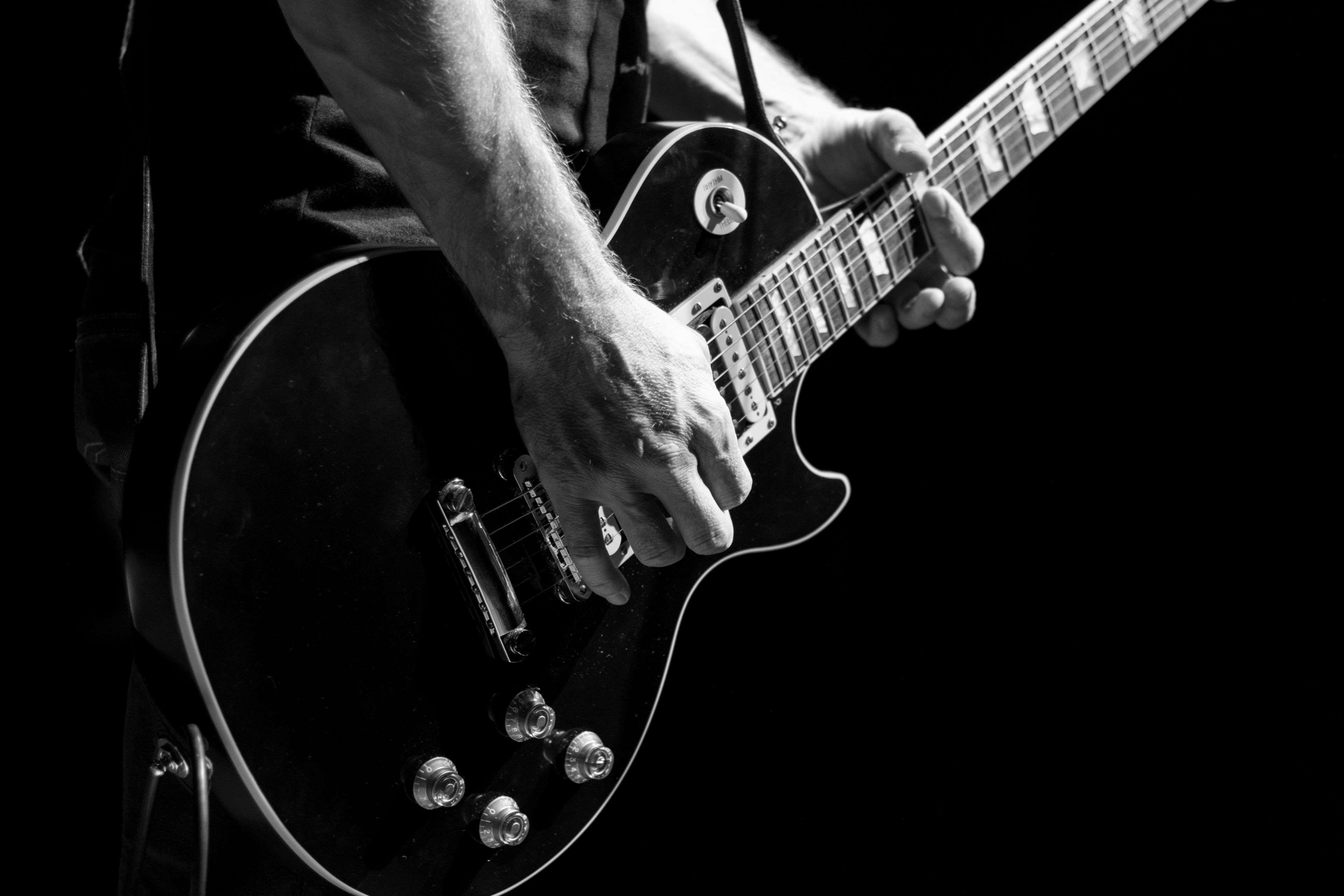 Band Bass Guitar Chord Creative Guitar Melody Music Music