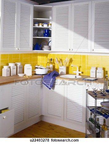 azulejo cocina amarillo - Cerca amb Google Cocina Pinterest