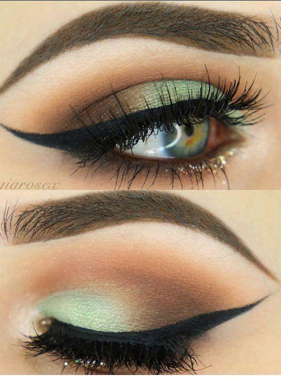 #allergic zu Augen Make-up #eye Make-up-Designs #eye Make-up mit Glitzer #eye Make-up Make-up #eye