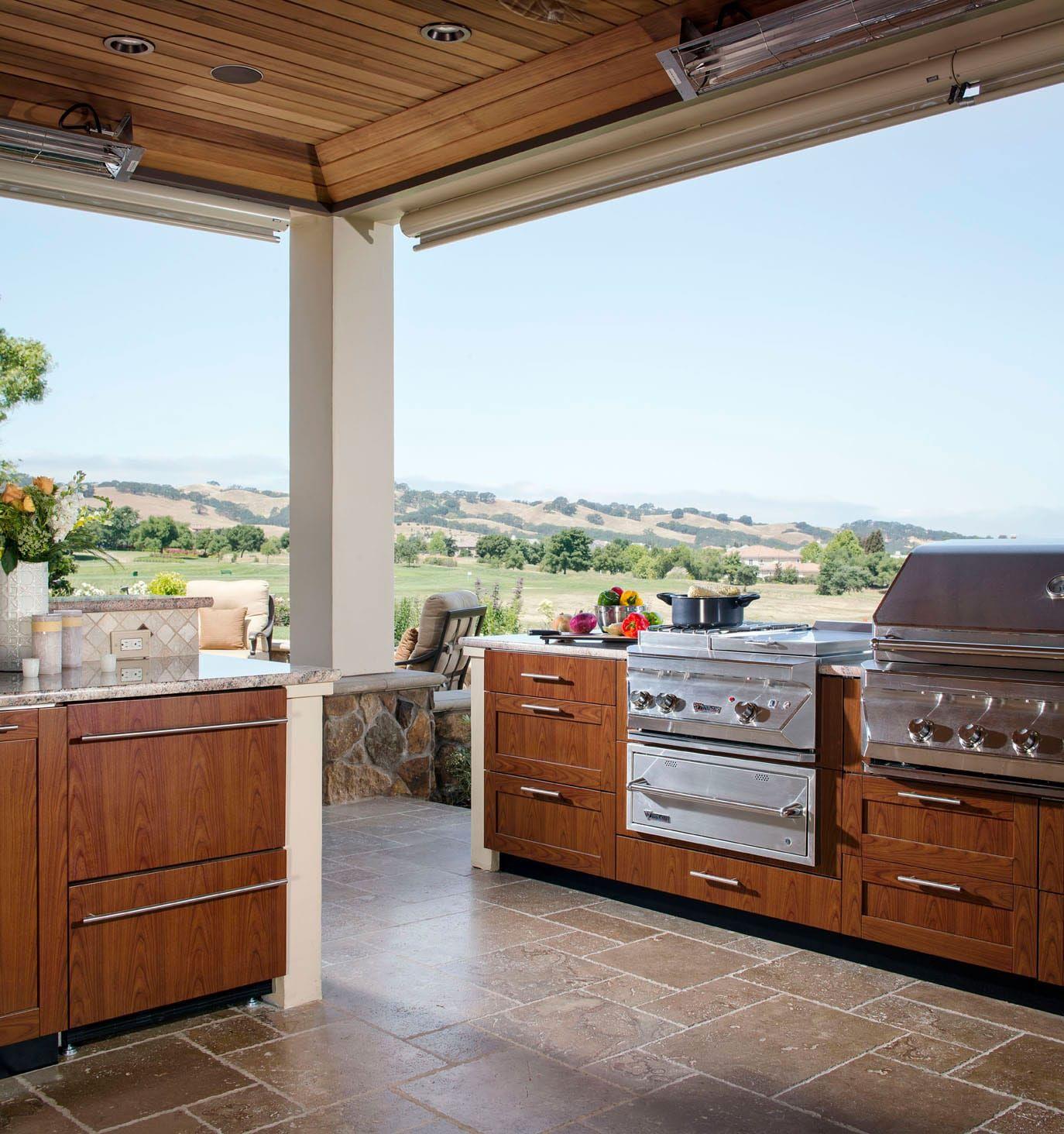 Danver Stainless Steel Outdoor Kitchens Luxury Outdoor Kitchen Outdoor Kitchen Design Luxury Kitchen Modern