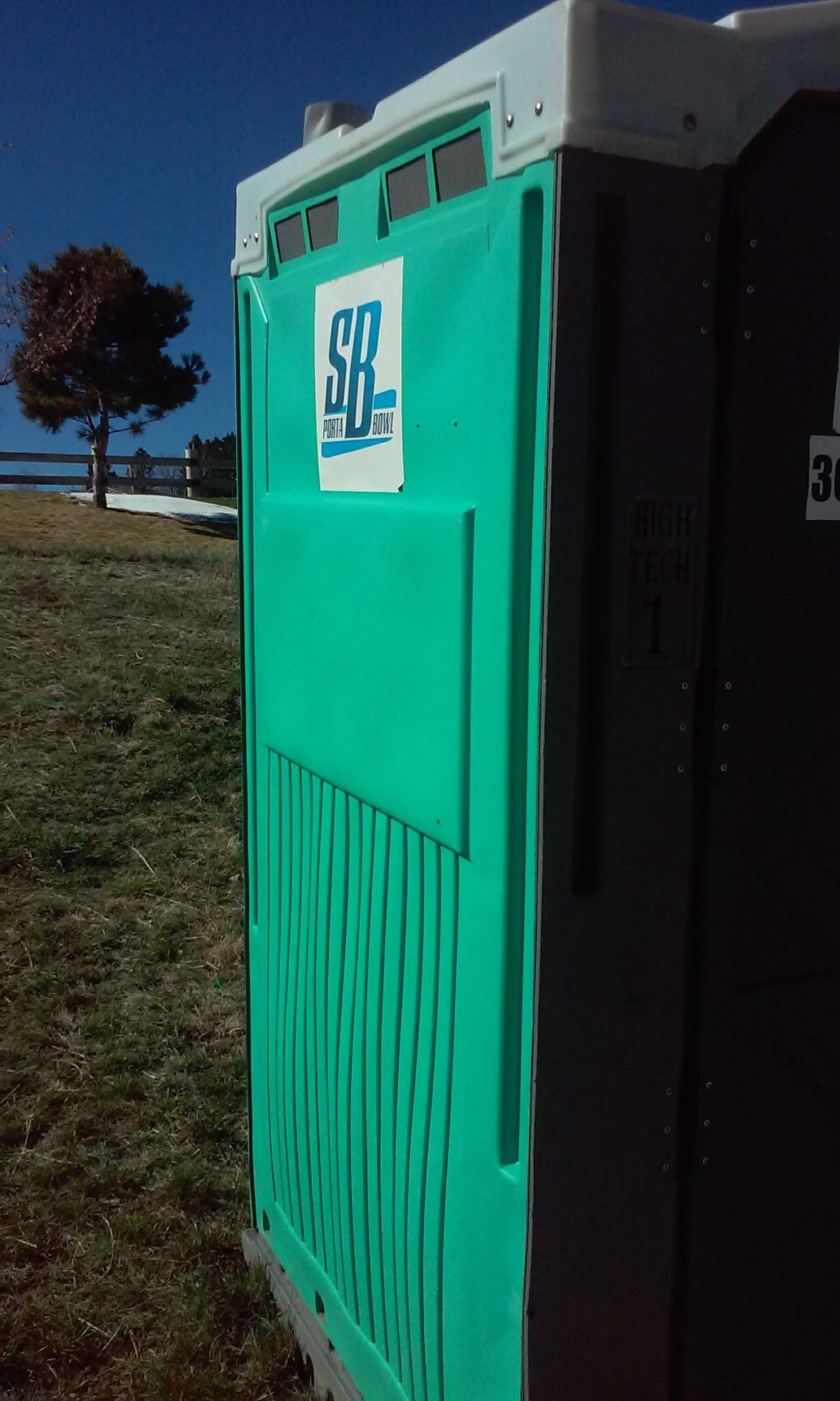 Portable toilets rentals Colorado wide from Fort Collins to Denver ...