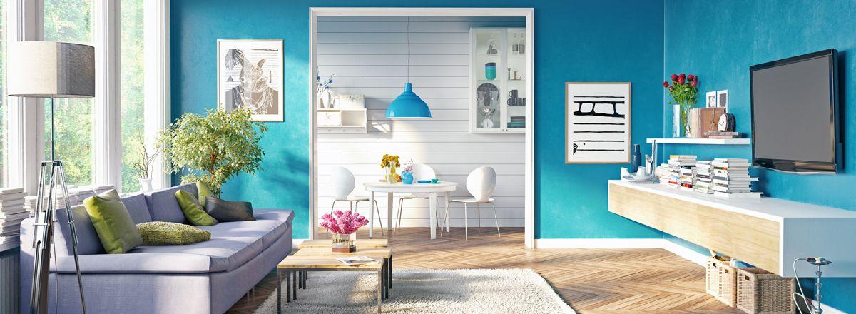 How To Choose An Accent Wall Color Decoraciones De Casa