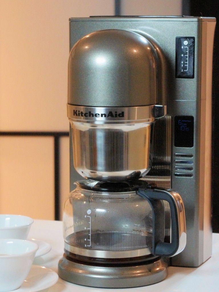 Kichenaid coffee maker reviews for weekend kitchenaid