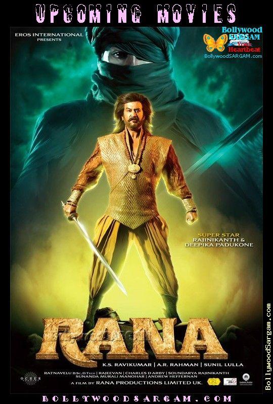 Rana Movie | Upcoming movies, Movie list, Movies