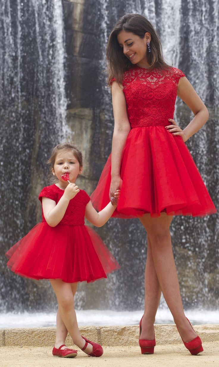 40 Adorable Mother Daughter Outfits