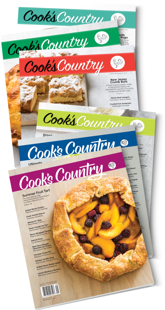 Cook S Country How To Cook Quick Recipes Tv Show Episodes