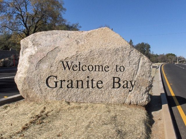 Image result for welcome to granite bay california
