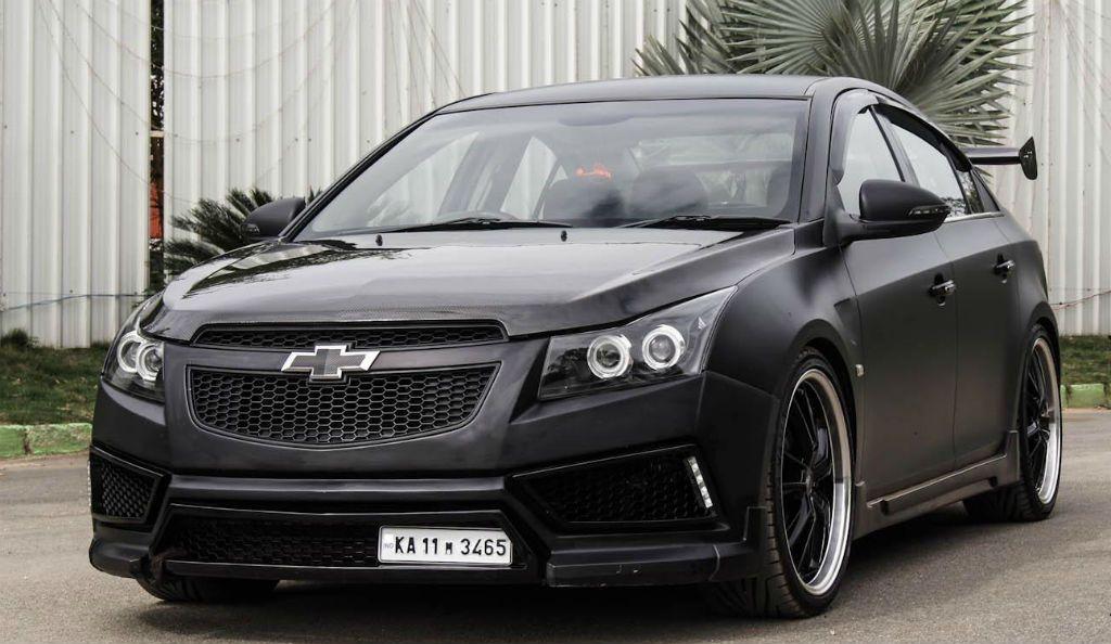 101 Modified Cars Modified Chevrulet Cruze Chevrolet Cruze