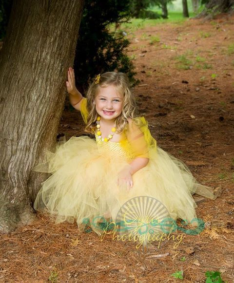 This Is A Beautiful Belle Costume (the Disney Princess From The Movie  Beauty And The Beast) That The Lovely Aubrey Is Modeling! These Are  Handmade And Will ...