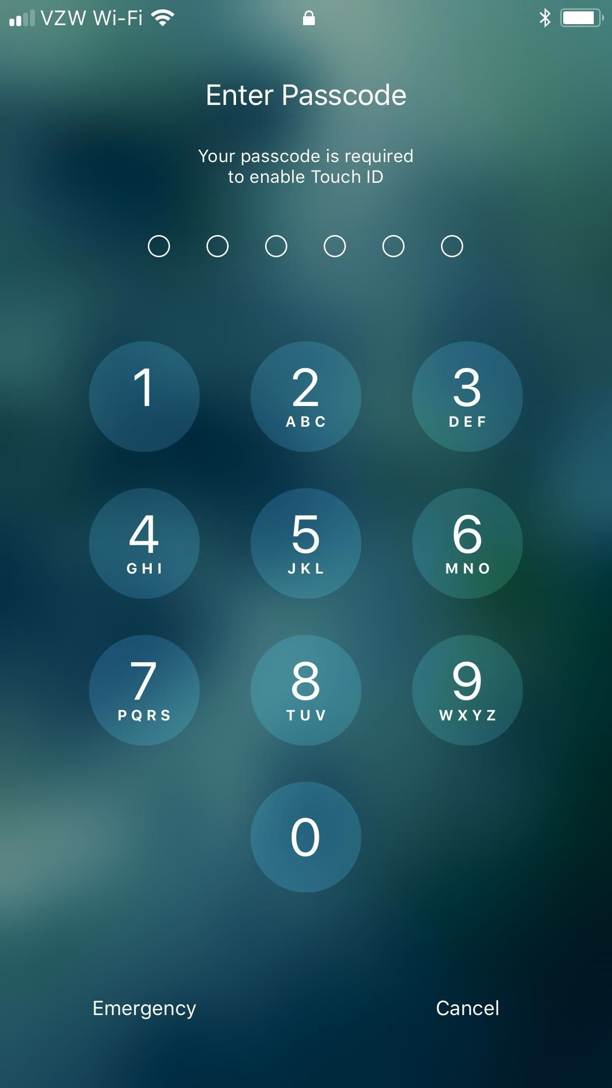 Quickly Disable Touch Id On Your Iphone In Ios 11 For Extra Security Dont Touch My Phone Wallpapers Phone Wallpapers Vintage Iphone Wallpaper Video