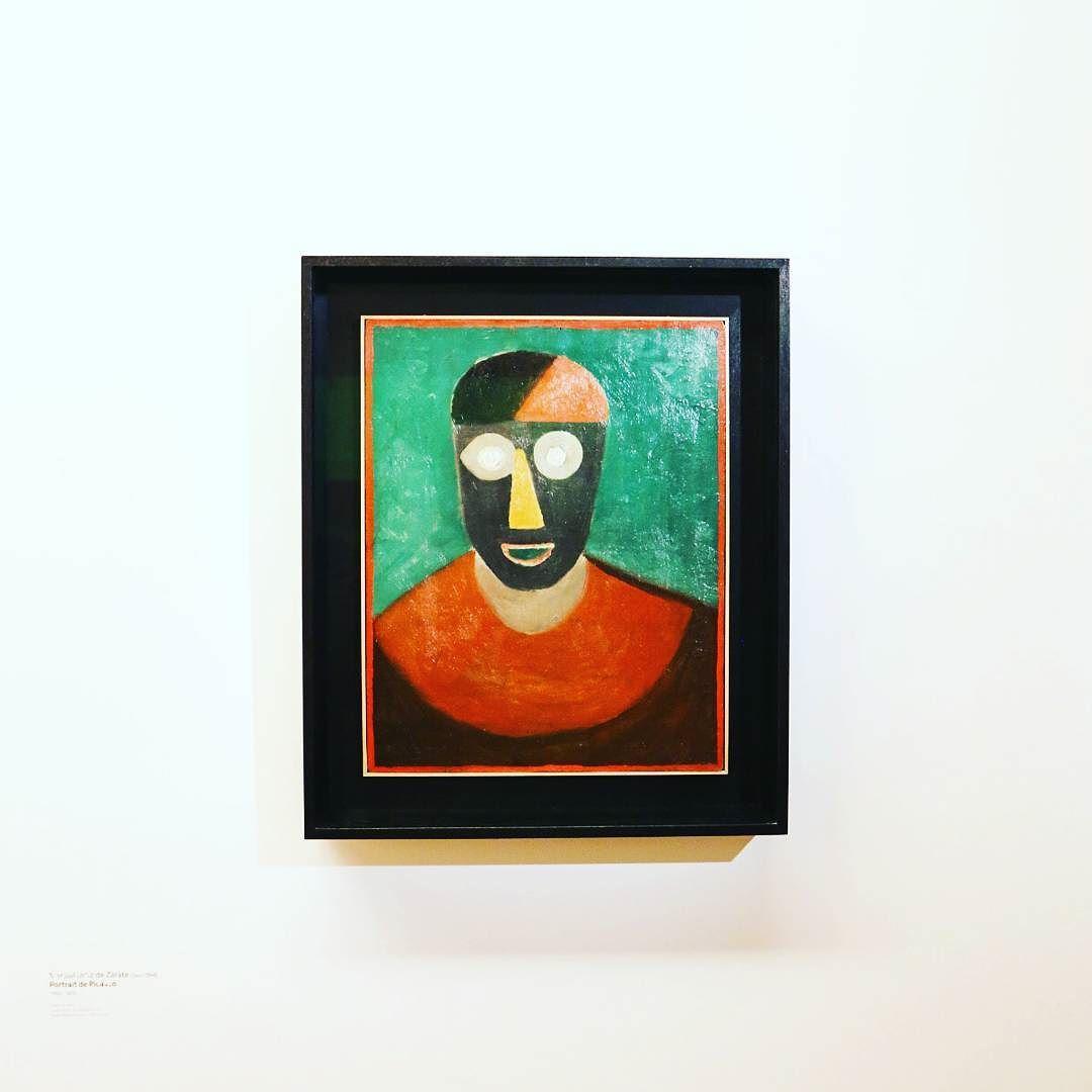 Picasso by Manuel Ortiz de Zárate