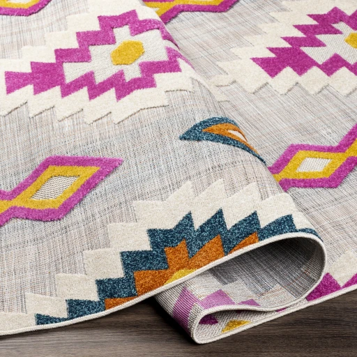 Colorful Sedona Outdoor Rug in 2020 Outdoor rugs, Pillow