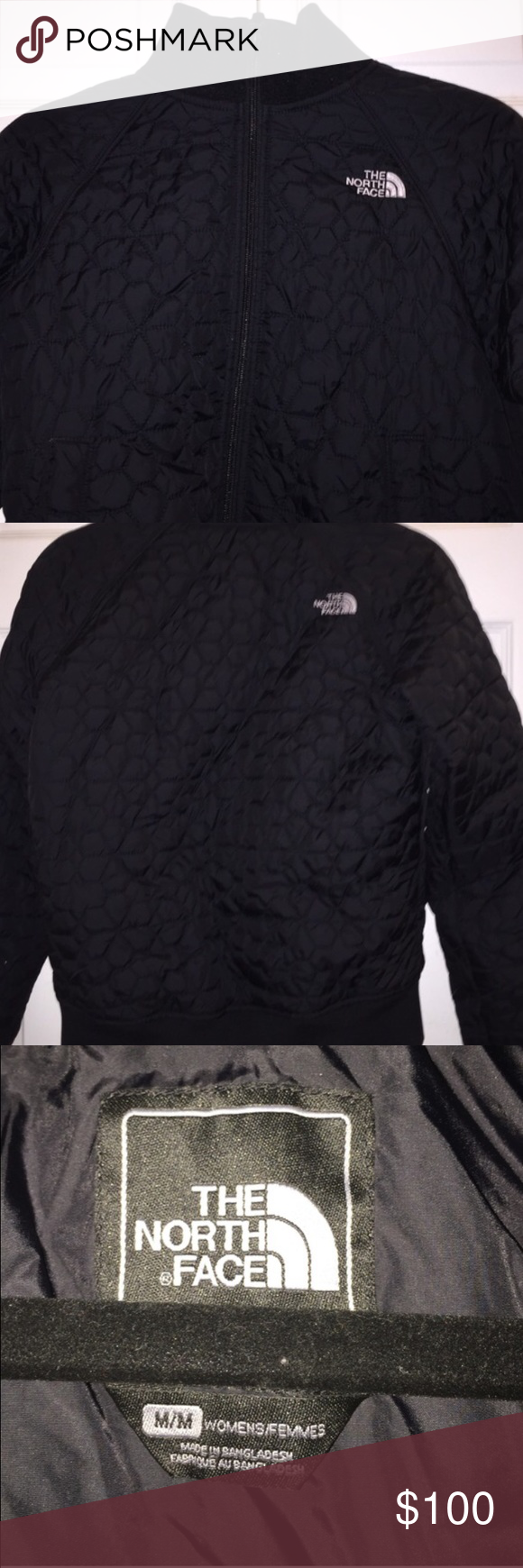 North Face Jacket Size M Face Conditioning And Winter